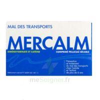 MERCALM, comprimé pelliculé sécable à Lesparre-Médoc