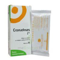 Cromadoses 2 Pour Cent, Collyre En Solution En Récipient Unidose à Lesparre-Médoc
