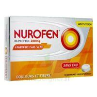 Nurofen 200 Mg, Comprimé Orodispersible à Lesparre-Médoc