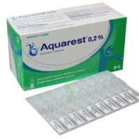 AQUAREST 0,2 %, gel opthalmique en récipient unidose à Lesparre-Médoc