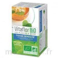 Vitaflor Bio Tisane Serenité à Lesparre-Médoc