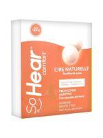 SOQUIET COMFORT Protection auditive cire naturelle à Lesparre-Médoc