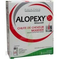 Alopexy 50 Mg/ml S Appl Cut 3fl/60ml à Lesparre-Médoc