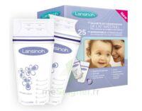Lansinoh Sachets De Conservation Pour Lait Maternel - 25 Sachets à Lesparre-Médoc