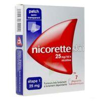 Nicoretteskin 25 Mg/16 H Dispositif Transdermique B/28 à Lesparre-Médoc
