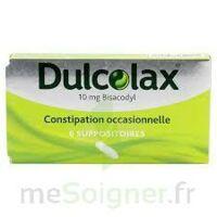 Dulcolax 10 Mg, Suppositoire à Lesparre-Médoc