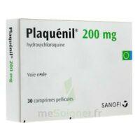 PLAQUENIL 200 mg, comprimé pelliculé à Lesparre-Médoc