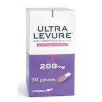 Ultra-levure 200 Mg Gélules Fl/30 à Lesparre-Médoc