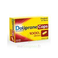 Dolipranecaps 1000 Mg Gélules Plq/8 à Lesparre-Médoc