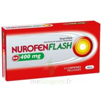 Nurofenflash 400 Mg Comprimés Pelliculés Plq/12 à Lesparre-Médoc