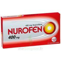 Nurofen 400 Mg Comprimés Enrobés Plq/12 à Lesparre-Médoc