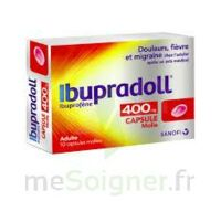 Ibupradoll 400 Mg Caps Molle Plq/10 à Lesparre-Médoc