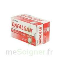 Dafalgan 1000 Mg Comprimés Effervescents B/8 à Lesparre-Médoc