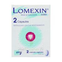 Lomexin 600 Mg Caps Molle Vaginale Plq/2 à Lesparre-Médoc