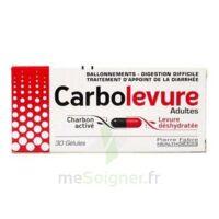 Carbolevure Gélules Adulte Plq/30 à Lesparre-Médoc