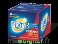 Bion 3 Défense Junior Comprimés à Croquer Framboise B/30 à Lesparre-Médoc