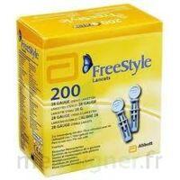 Freestyle Papillon Lancettes B/200 à Lesparre-Médoc