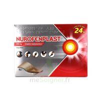 Nurofenplast 200 Mg Emplâtre Médic 4sach à Lesparre-Médoc