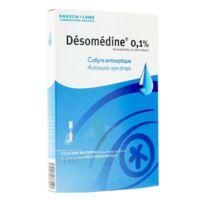 Desomedine 0,1 % Collyre Sol 10fl/0,6ml à Lesparre-Médoc