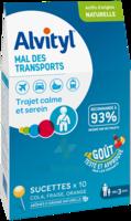 Alvityl Sucette Mal Des Transports B/10 à Lesparre-Médoc