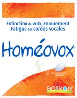 Boiron Homéovox Comprimés à Lesparre-Médoc