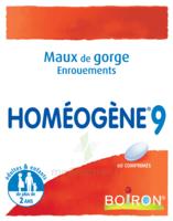 Boiron Homéogène 9 Comprimés à Lesparre-Médoc