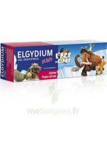 Elgydium Age De Glace Pâte Dentifrice Fraise Givrée Kids 2/6ans 50ml à Lesparre-Médoc