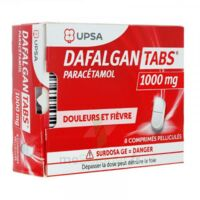 Dafalgantabs 1 G Cpr Pell Plq/8 à Lesparre-Médoc