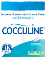Boiron Cocculine Comprimés Orodispersibles B/40 à Lesparre-Médoc